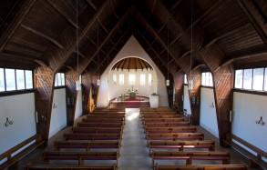 Kirchenraum von der Empore
