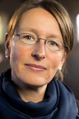 Anette Riekes - Dipl.- Sozialpädagogin, Leitung LEBEN IM ALTER
