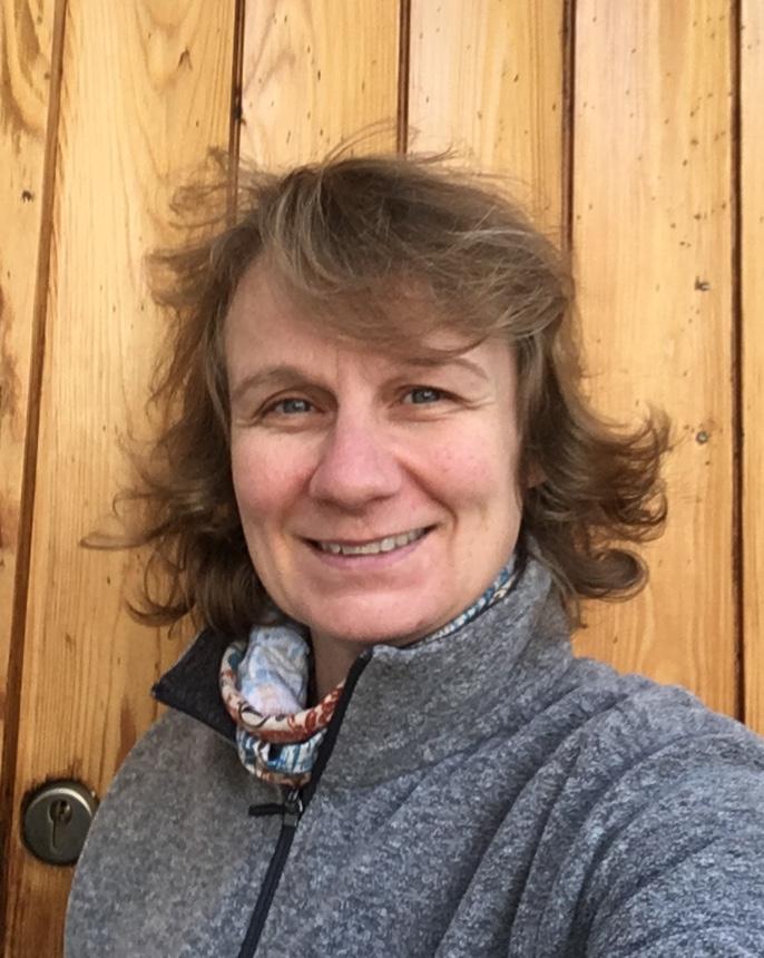 Stefanie Pfeuffer - Küsterin und Hausmeisterin
